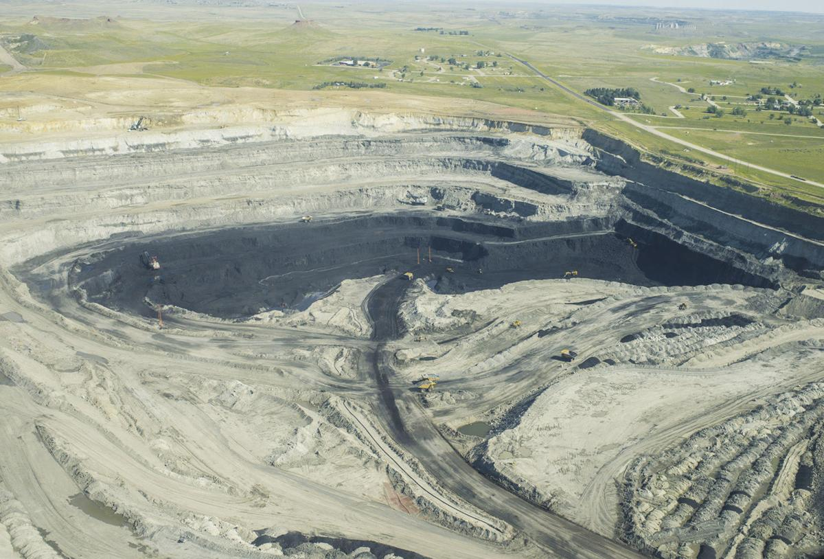 Eagle Butte Mine