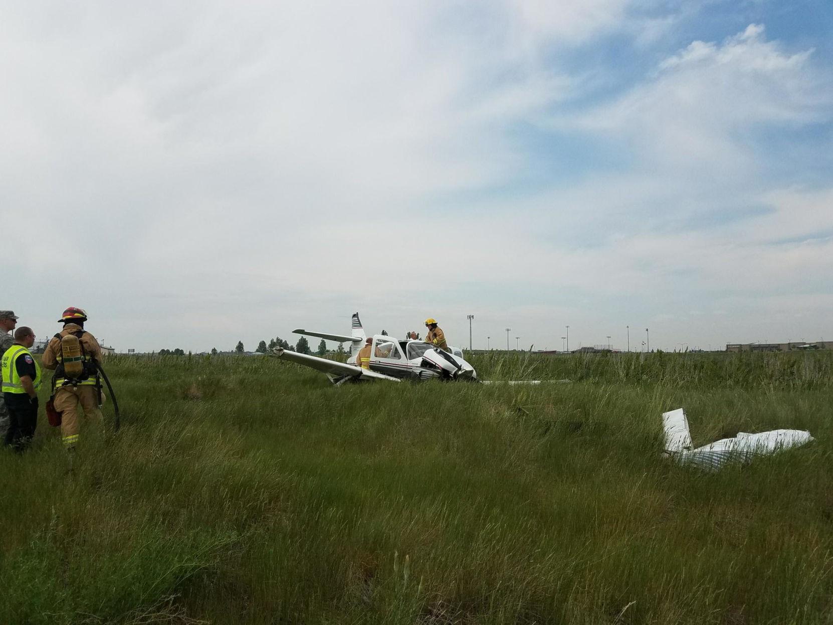 Airplane crash reported near Converse Avenue   Wyoming News