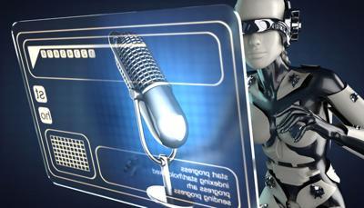 Robot radio DJ