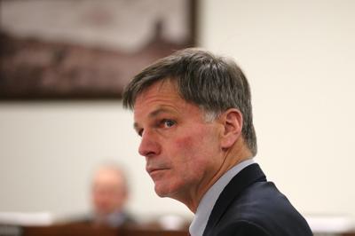 Gordon at Legislature FILE
