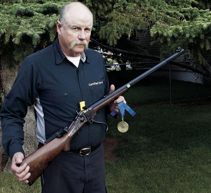 School Shooting Wyoming: Black-powder Marksman From Laramie Wins National
