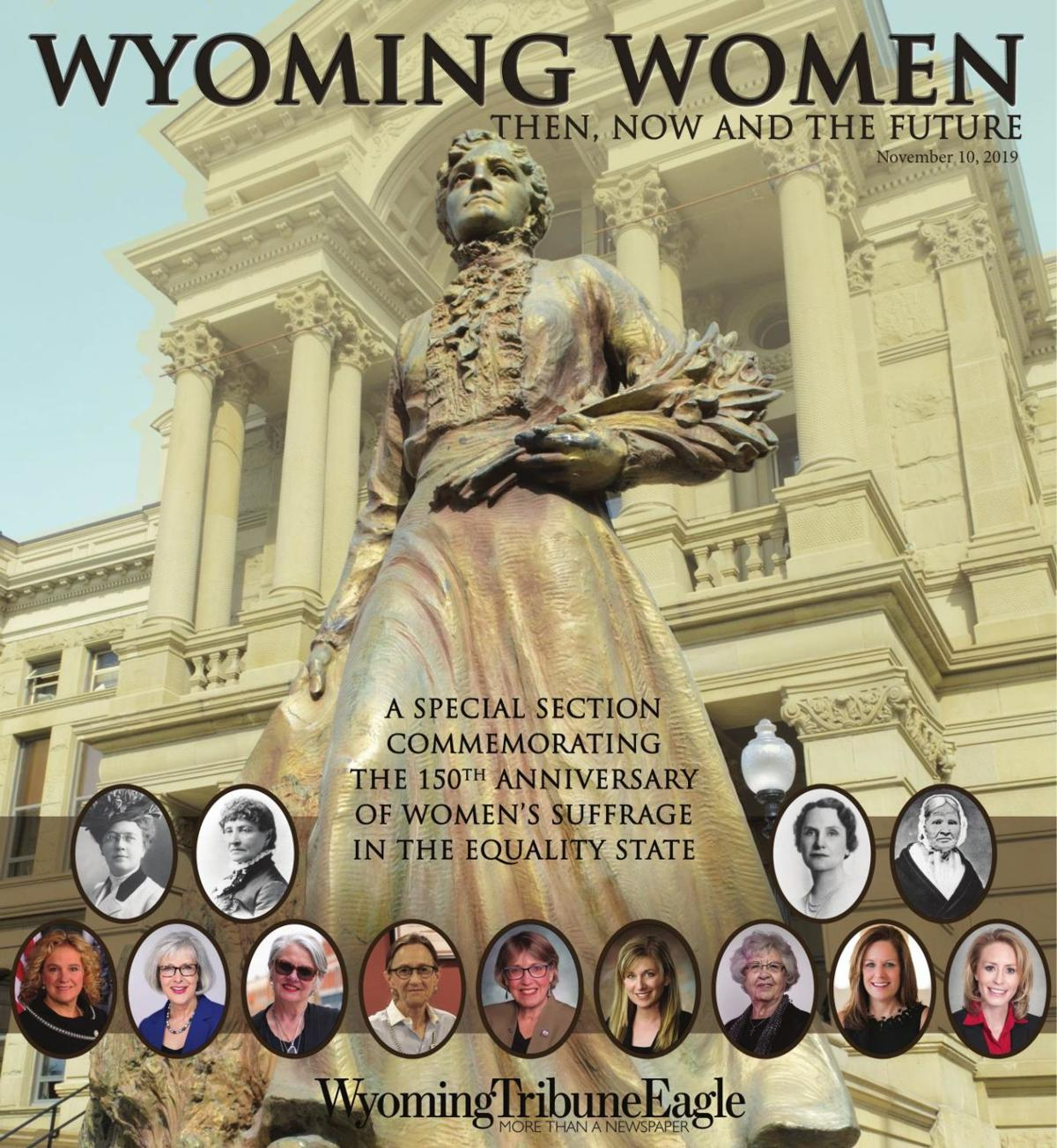 Wyoming Women: Then, Now and the Future