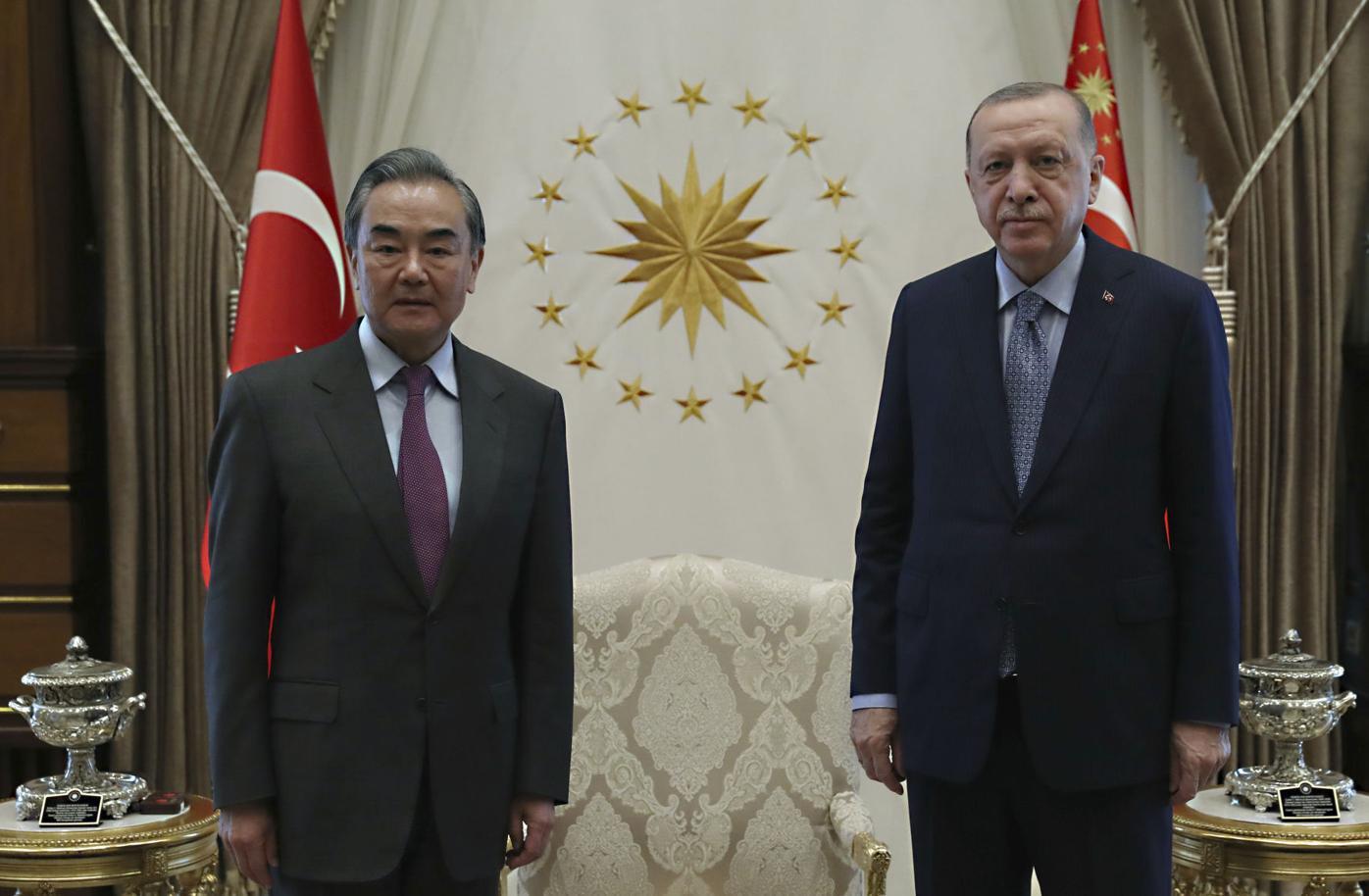 Turkey China Uyghurs