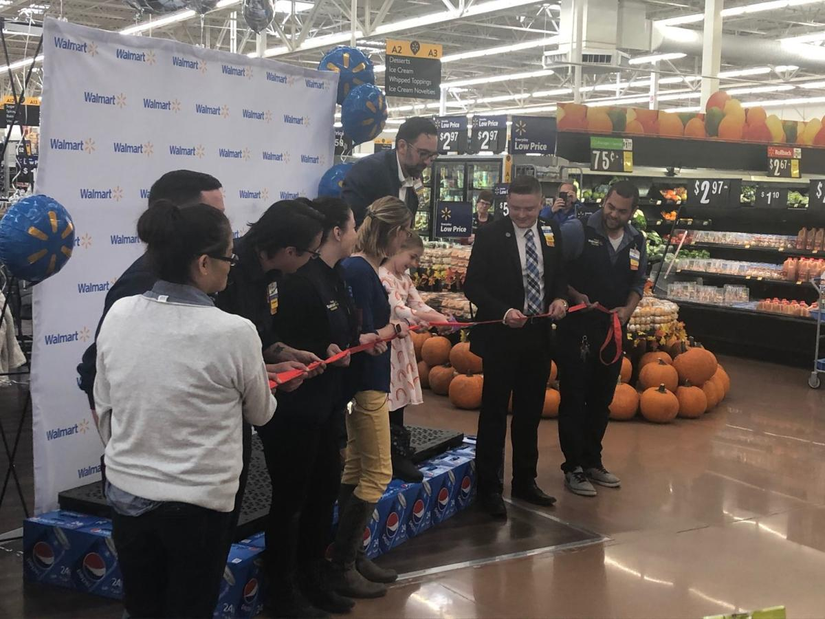Renovations unveiled Friday at Dell Range Walmart | Local