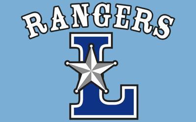 Laramie Rangers logo powder