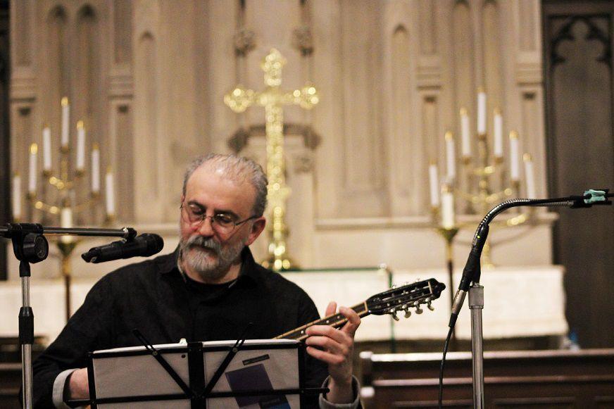 Amir Vahab, music