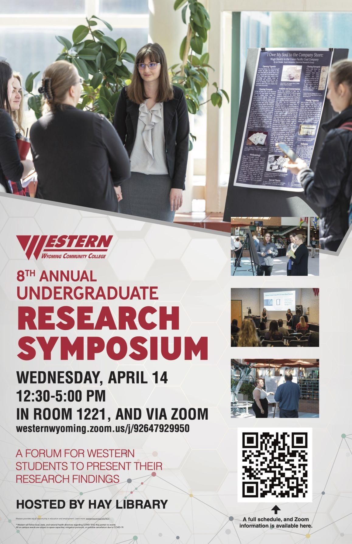 Western Research Symposium