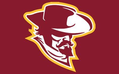 Laramie Plainsmen LHS Logo Maroon