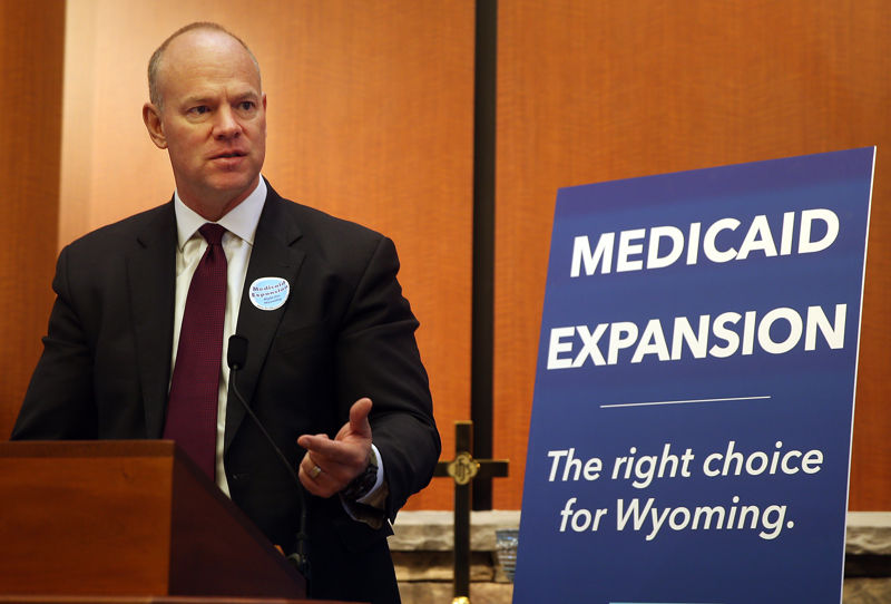 Study: Wyoming residents support Medicaid expansion | News
