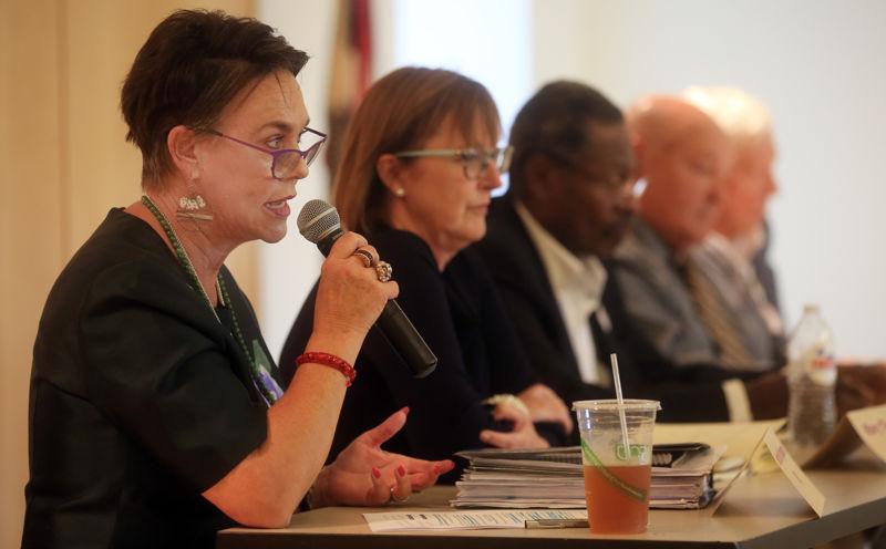 Gubernatorial candidates talk health care, campaign finance reform | Wyoming News