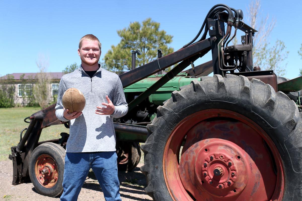 Kyle Thurin: Pine Bluffs' kind-hearted helper