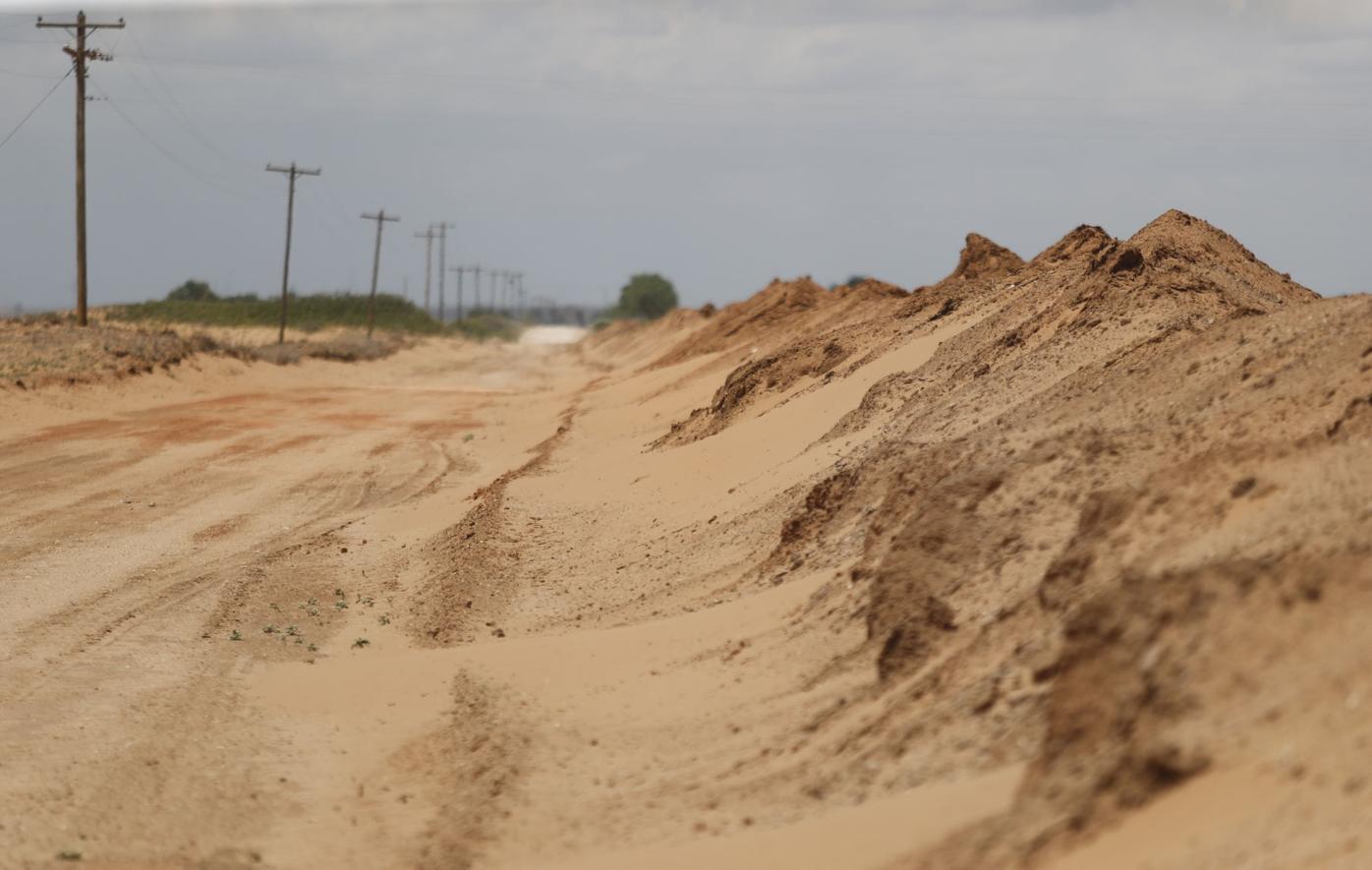 Aquifer Depletion Dust Bowl