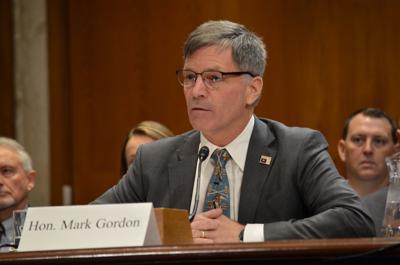 Governor Gordon Testifying in Senate Committee