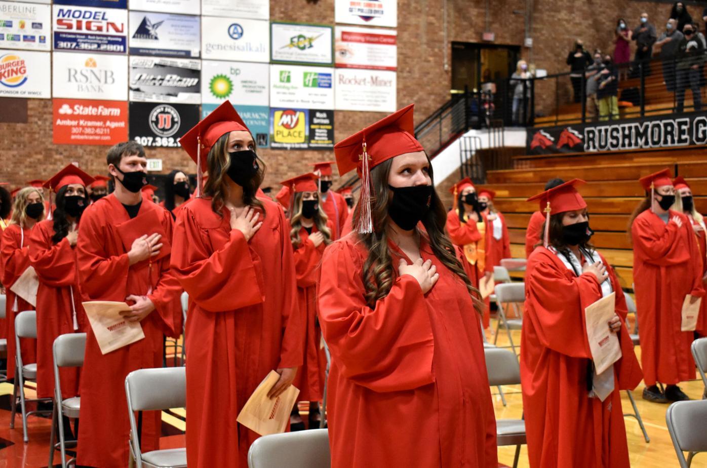 Western graduation 21 national anthem