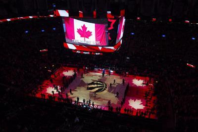 Raptors Canada Pandemic Basketball