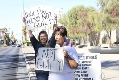prosecutor vows  trial    bundy ranch standoff case   wire wyomingnewscom