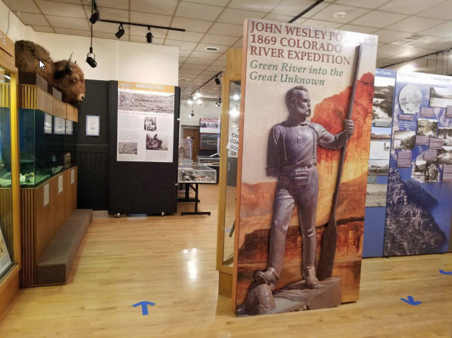 Sweetwater County Museum interior.jpg
