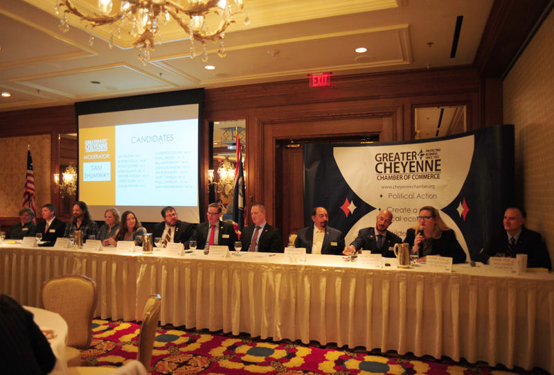 Wyoming House candidates talk deficits, health care at forum | Wyoming News