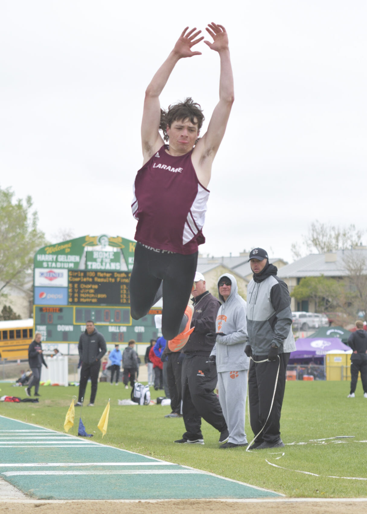 Plainsmen track and field-state-Judd