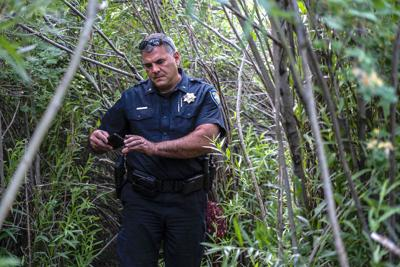 Jackson Chief of Police Todd Smith