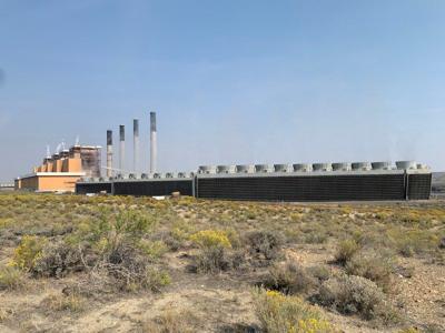 Jim Bridger Power Plant FILE