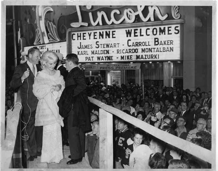 The Night Old Hollywood Came To Cheyenne Wyoming Things