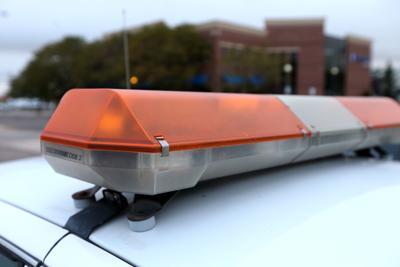 Police blotter FILE