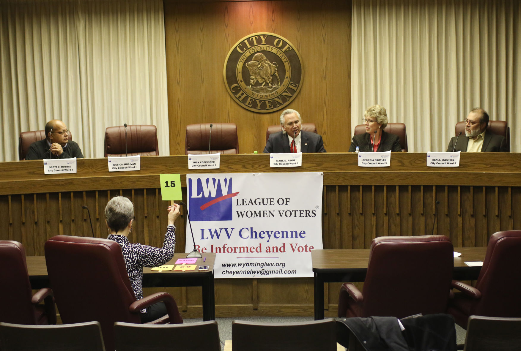 Cheyenne City Council candidates mostly agree in forum | Wyoming News