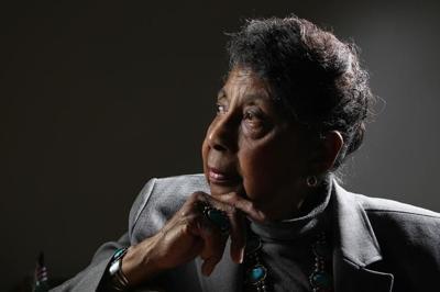 """""""Liz"""" Byrd, first black woman in Wyoming House, dies at 88"""