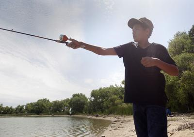 Wyoming Game and Fish promote fishing opportunities in