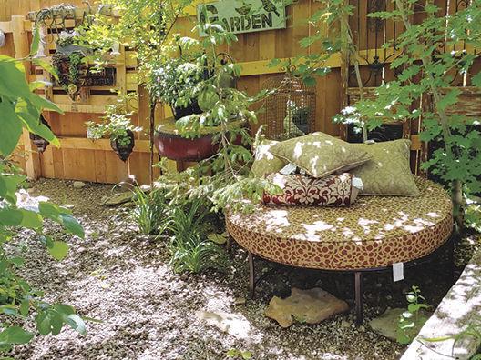Pond Tour - Garden