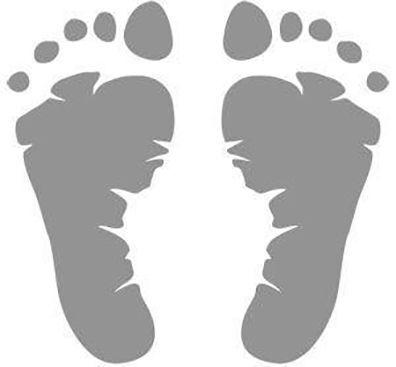 Births (baby feet)