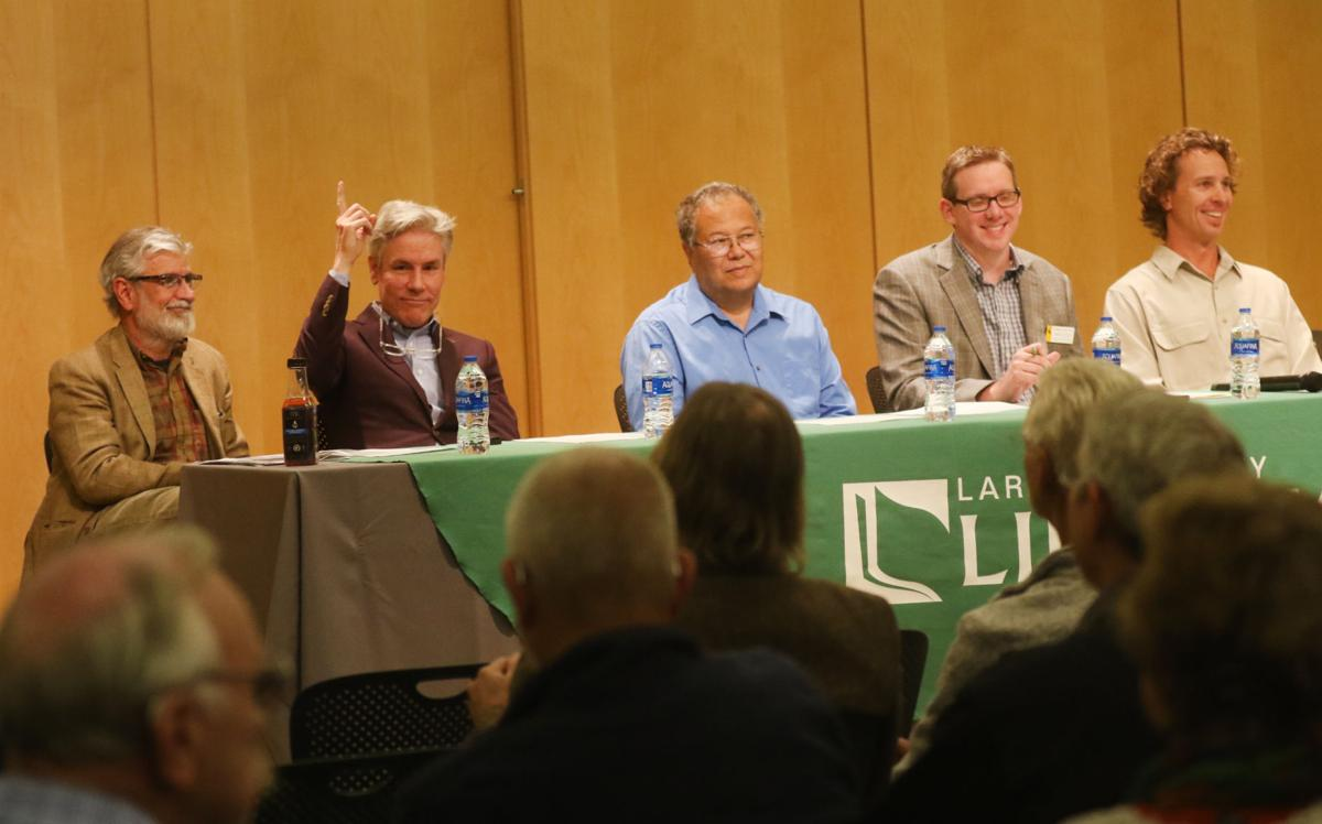 Industry leaders talk benefits of blockchain in Wyoming | Local News ...