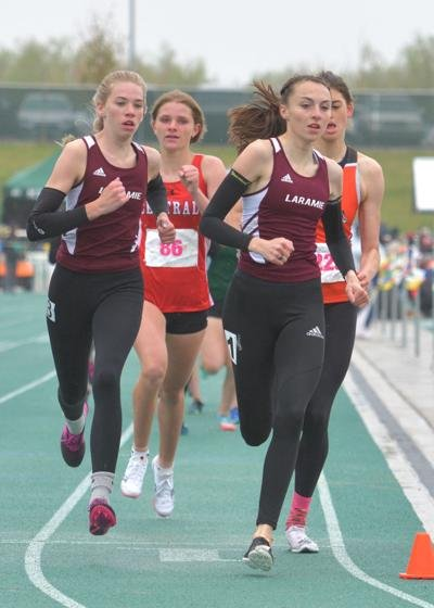 Lady Plainsmen state track-Berryhill-Forry