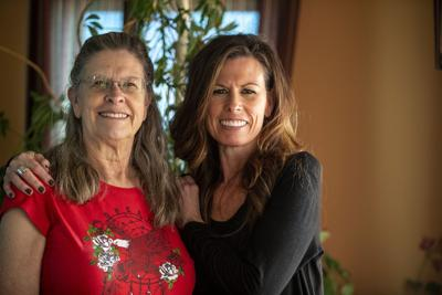 Mother, daughter both have breast cancer