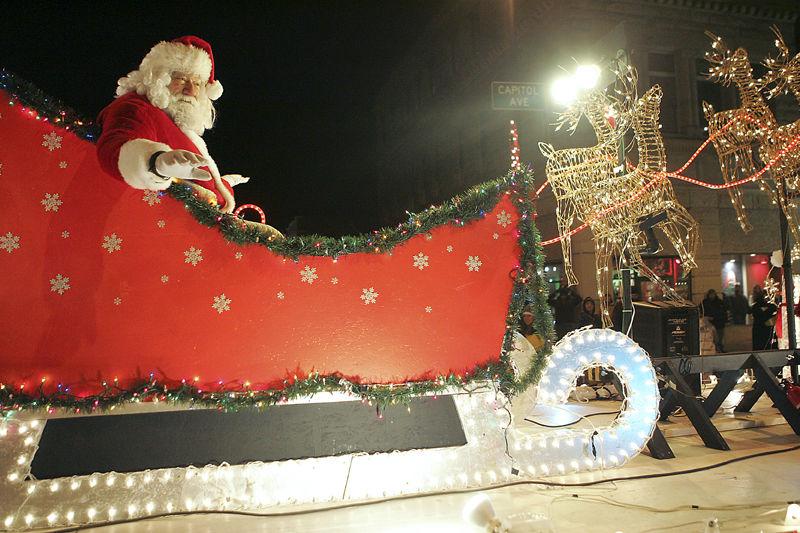 Cheyenne Christmas Parade starts at 5:30 p.m.   Entertainment ...
