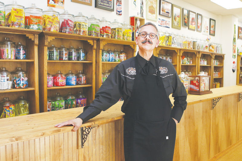 antique stores cheyenne wy New Cheyenne Candy Store Emporium satisfies sweet tooth | Local  antique stores cheyenne wy