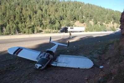 NEW: Small plane crashes onto I-80 near Laramie   News