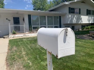 Mailbox Gillette Greenhouse