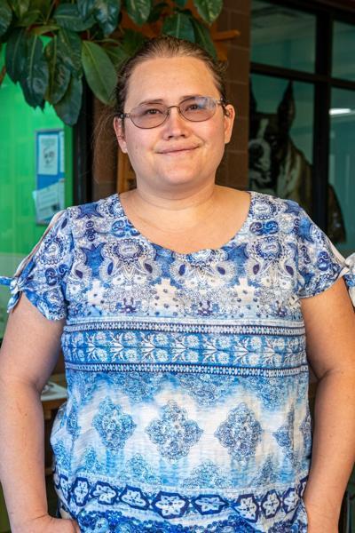 Dr. Tessa Winsch, Cheyenne Animal Shelter medical director