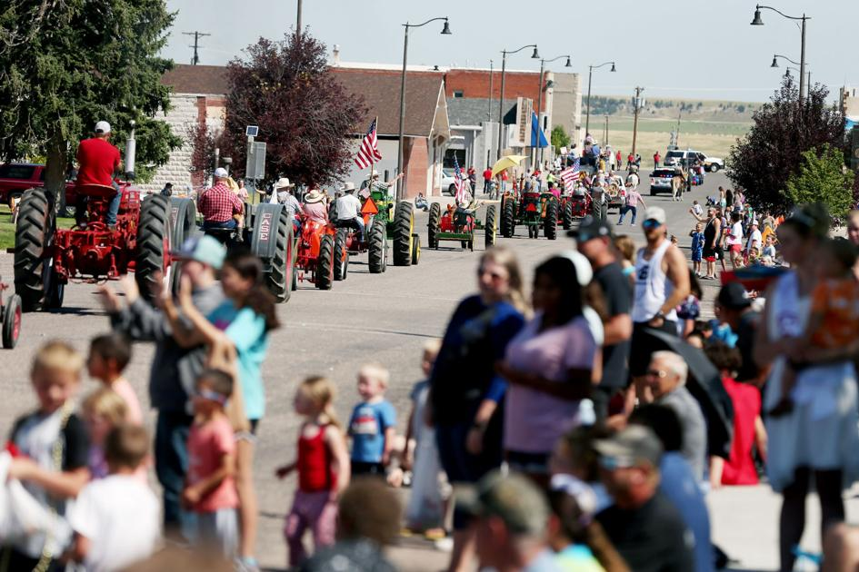 """It just means a lot:"" Pine Bluffs Trail Days celebrates 70th anniversary"