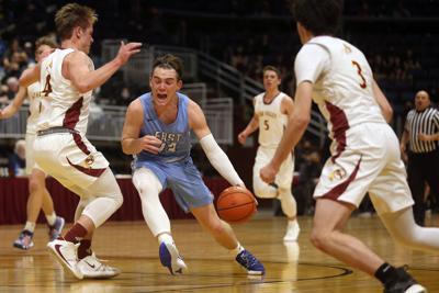 Class 4A State Basketball Quarterfinals