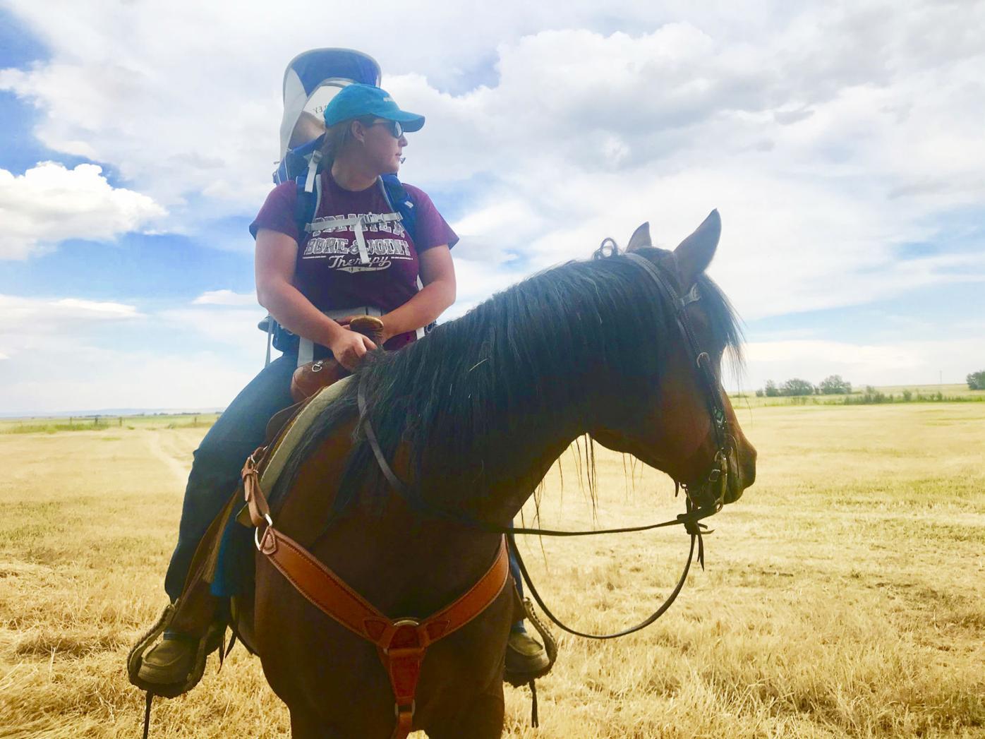 Leisl Carpenter-Laramie rancher No. 1