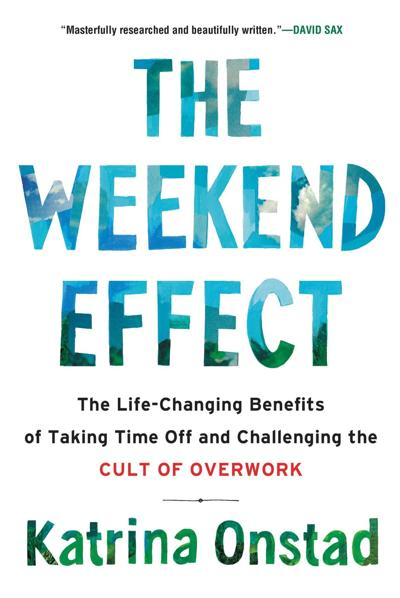 Weekend Effect book cover