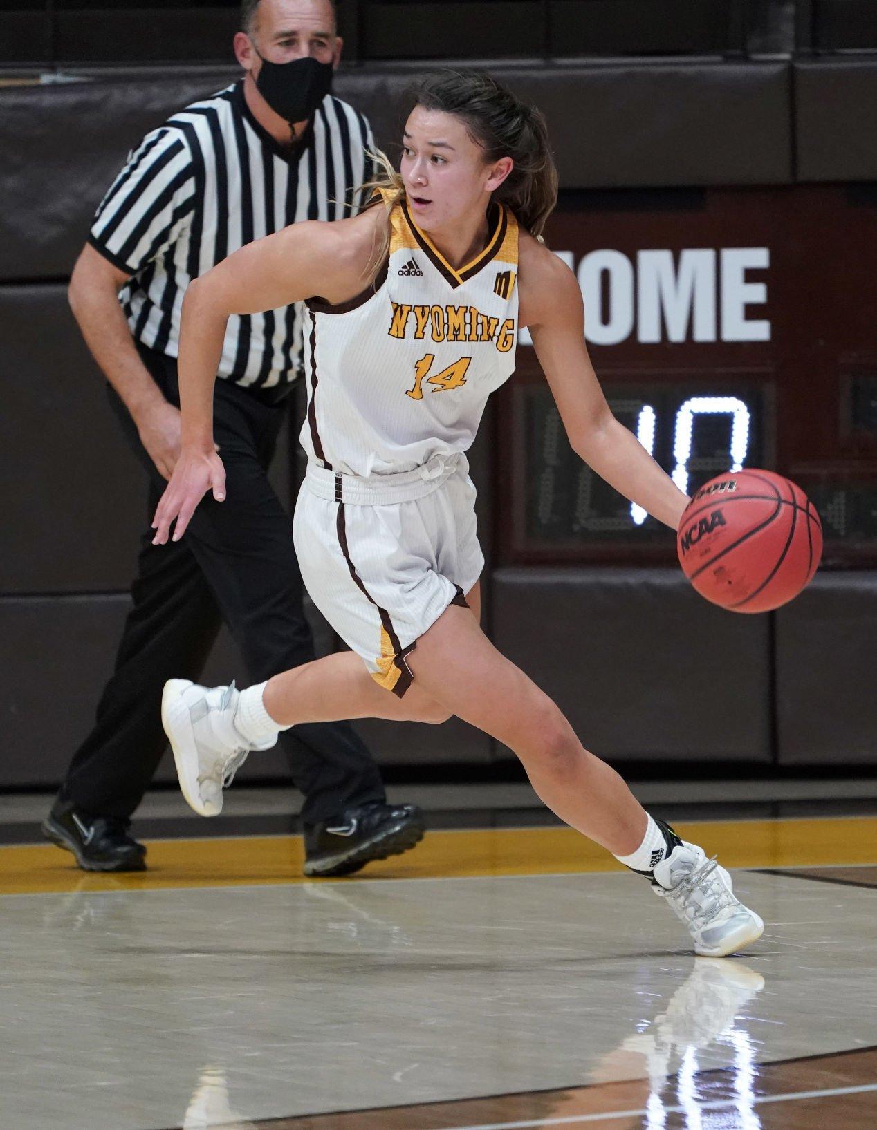 NCAA Women's Basketball: Wyoming vs Denver