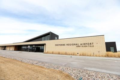 Cheyenne Regional Airport FILE