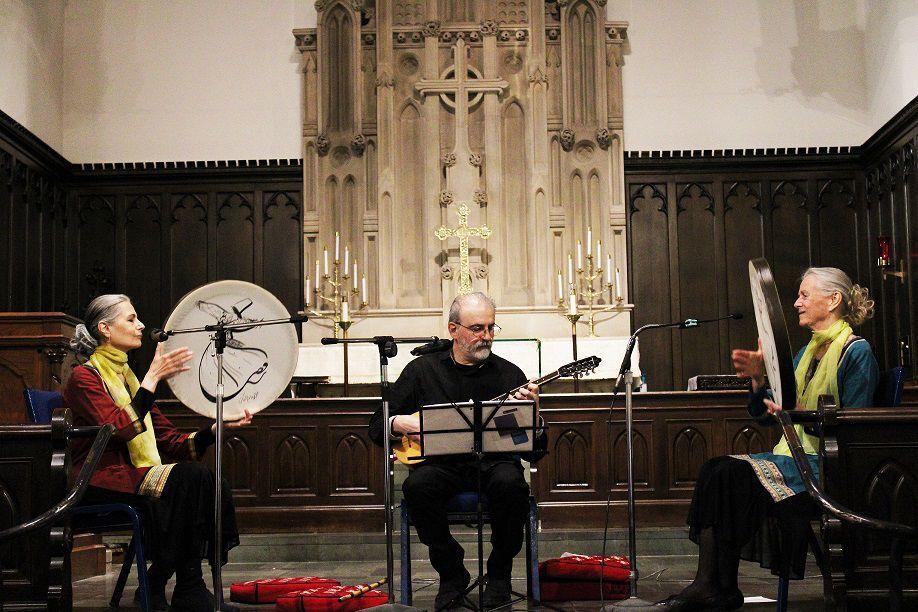 Amir Vahab and Ensemble, sufi, music