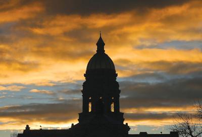Capitol Sunset file