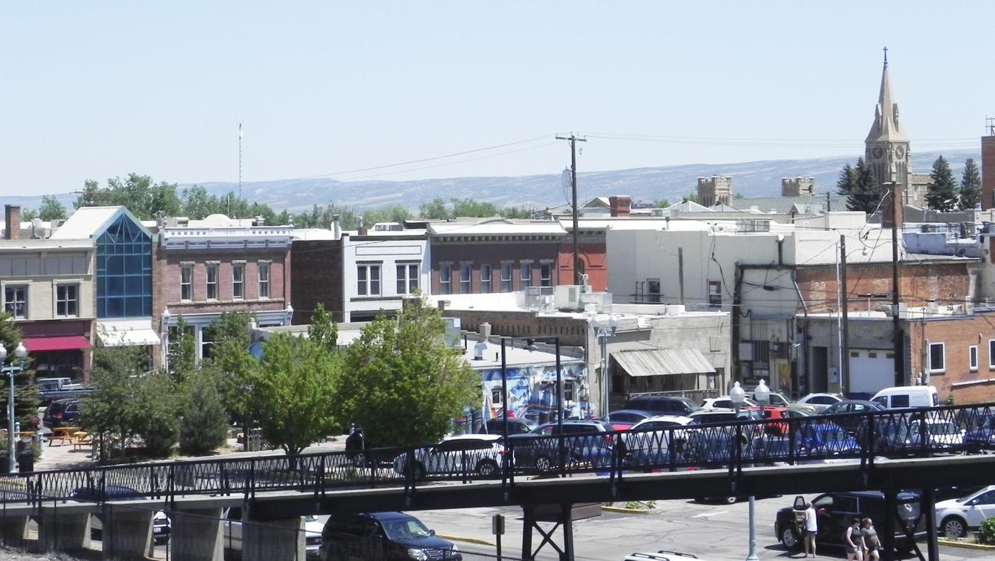 Laramie economic recovery