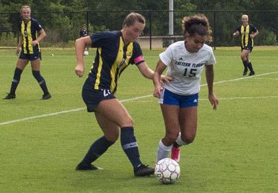 LCCC women's soccer NJCAA